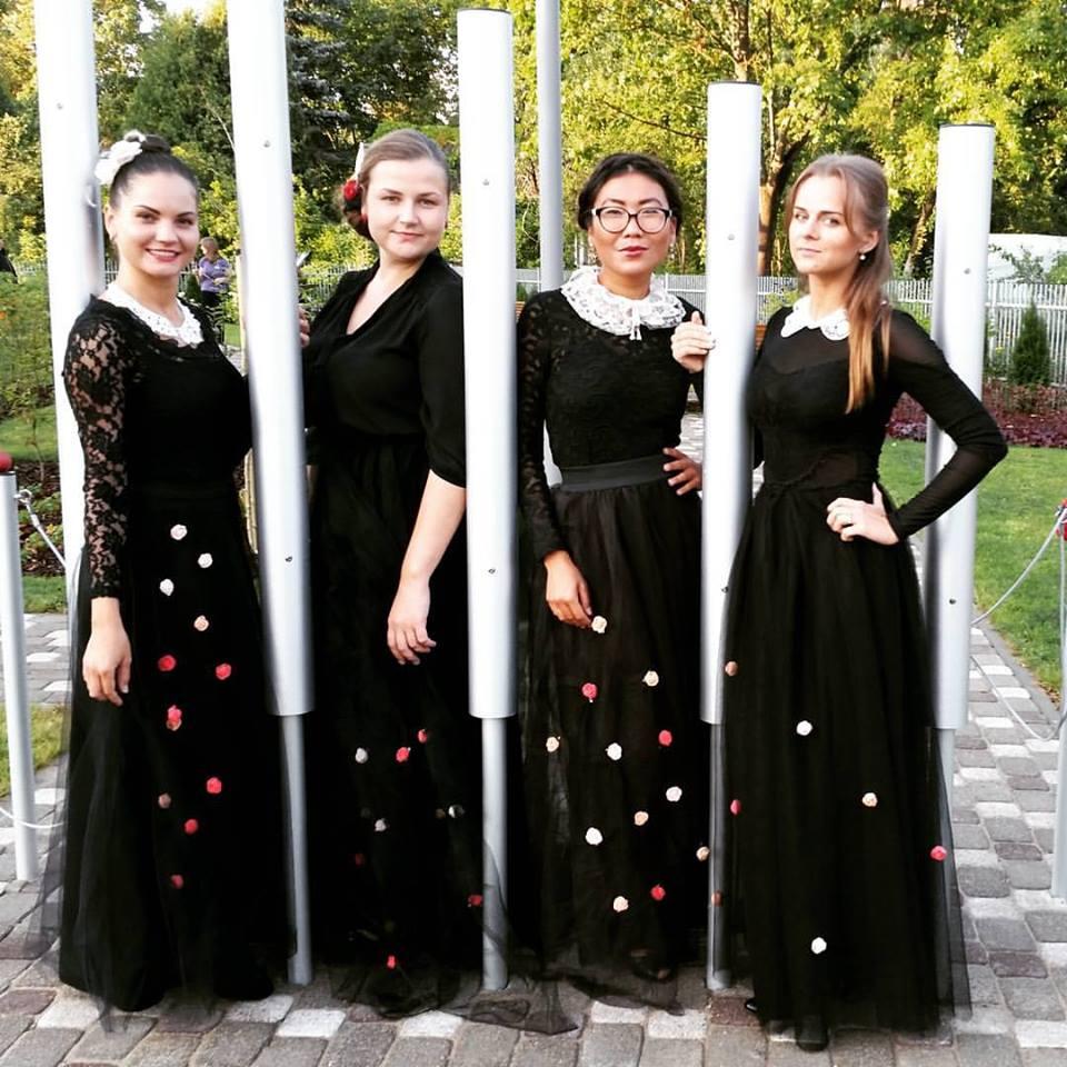 Latvian Sound Quartet SOUTHERN STORIES – Anna Veismane